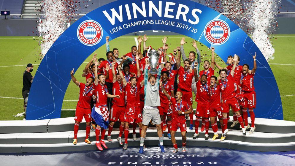 El Bayern se proclama campeón de Europa