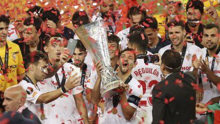 Sevilla win the Europa League