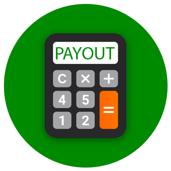 Payout calculator