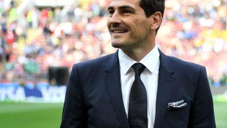 Iker Casillas, nuevo asesor del Real Madrid