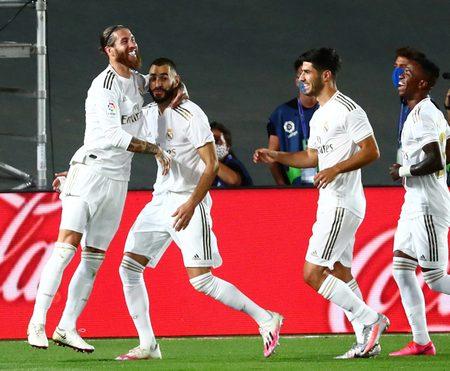 El Real Madrid exento de cuarentena en UK