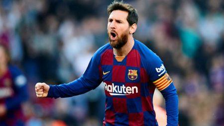 Messi y el Club de los 1.000 millones