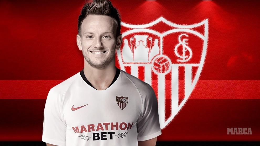 Rakitic, nuevo jugador del Sevilla FC