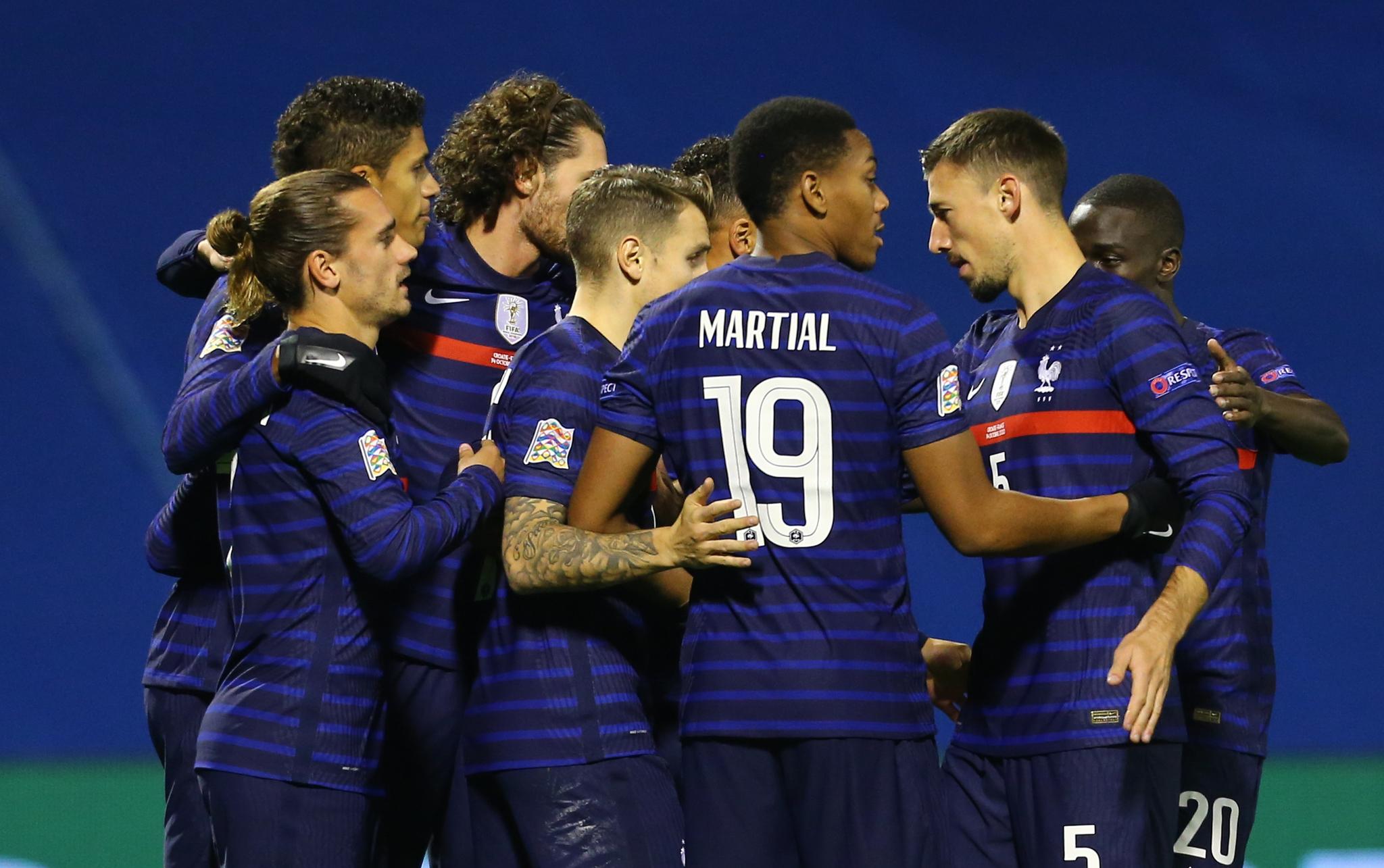 Cuarta jornada UEFA Nations League