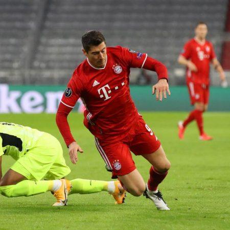 El Bayern golea al Atlético de Madrid