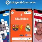score words laliga app para futboleros