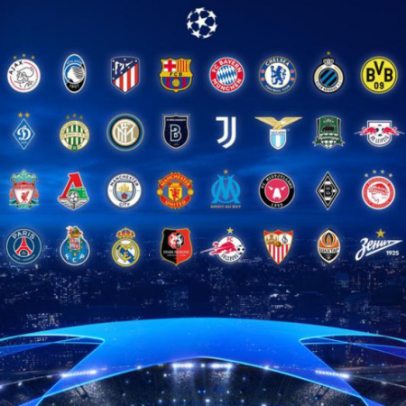 Champions League draw, today at 6:00 pm