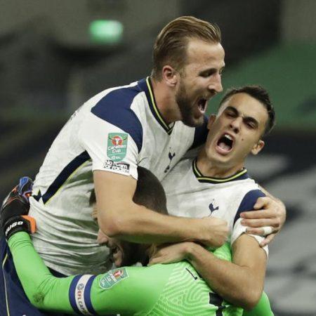 El Tottenham elimina al Chelsea