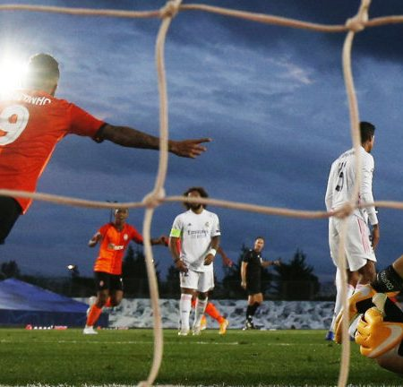Deplorable debut del Real Madrid en Champions