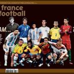 el dream team de la historia del fubol