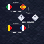 españa se enfrentara a italia en la nations league