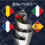 Italia y Bélgica acompañan a España y Francia en la Final Four de la Nations League