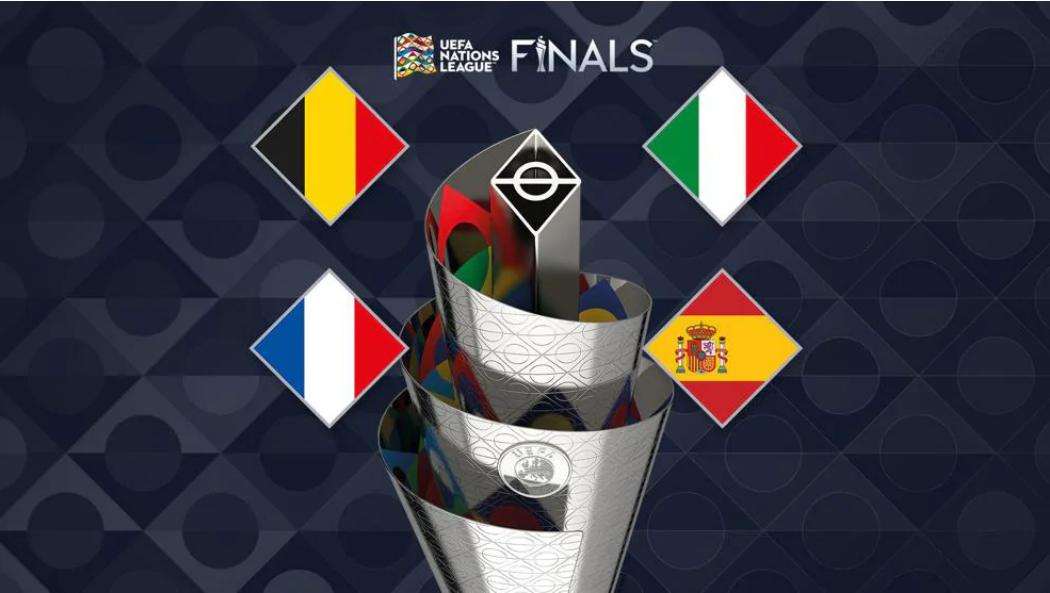 Italia y Bélgica acompañan a España y Francia en la Final Four de la Nations League