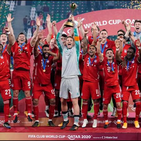 El Bayern gana el Mundial de Clubes