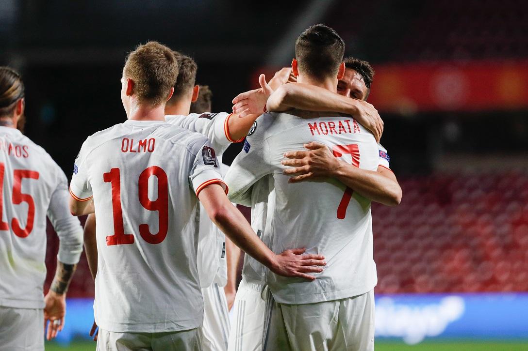 España empata ante Grecia