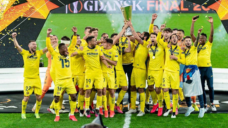 El Villarreal se proclama campeón de la UEFA Europa League