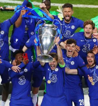 El campeón de la Champions 2020/2021 es... el Chelsea